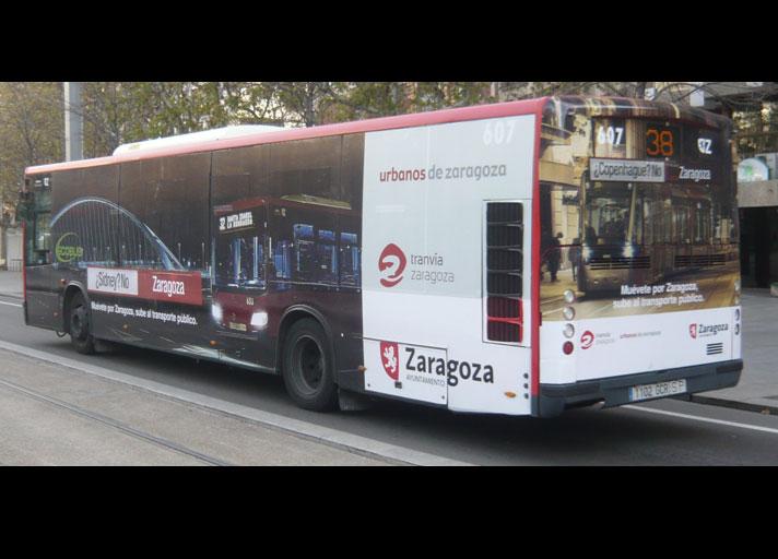 Fotografía movilidad Ayto. Zaragoza